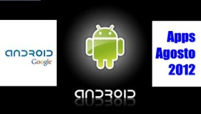 Top Apps para Android, Agosto 2012
